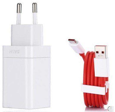 OnePlus Ladegerät inkl. USB Type C Kabel für 14,70€