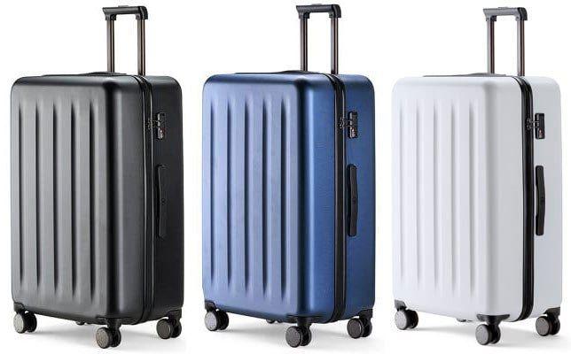 Xiaomi 90FUN Suitcase mit TSA Schloss für 72,35€ (statt 136€)