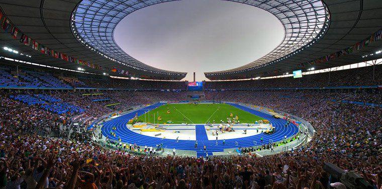 ÜN inkl. Frühstück in Berlin inkl. Tickets zur Leichtathletik EM 2018 (07.   12. August) ab 89€ p.P.