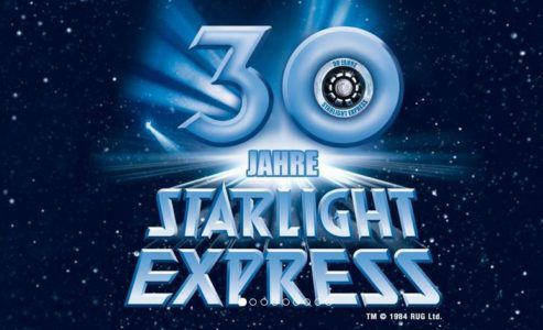 Ticket für Starlight Express inkl. Übernachtung im 4* Sterne Hotels inkl. Frühstück ab 69€ p.P.