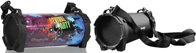 Smalody SL 10 Bluetooth Lautsprecher für 16,35€ (statt 19€)