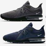 Nike Air Max Sequent 3 Herren Laufschuhe für 52,78€ (statt ~70€)