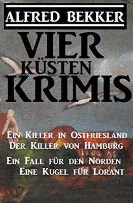 Vier Küsten Krimis (Kindle Ebook) gratis