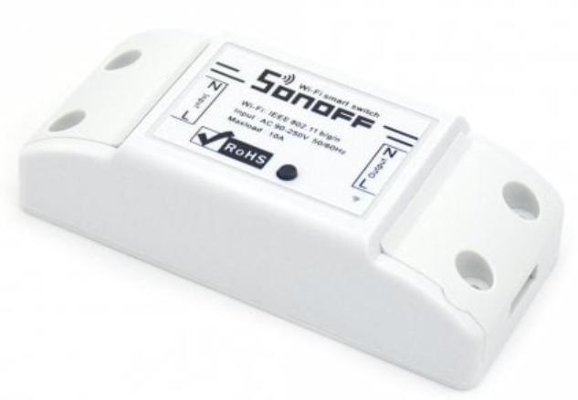 SONOFF BASIC WiFi Wireless Smart Switch für 3,48€