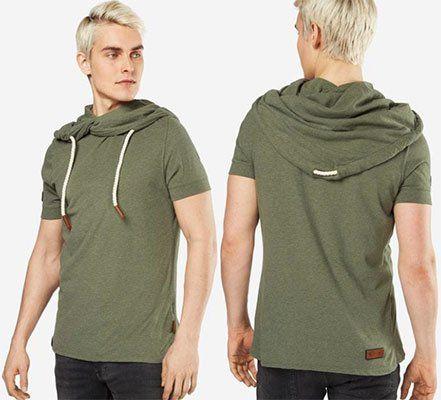 Naketano T Shirt True Enemy für 16,93€ (statt 35€)