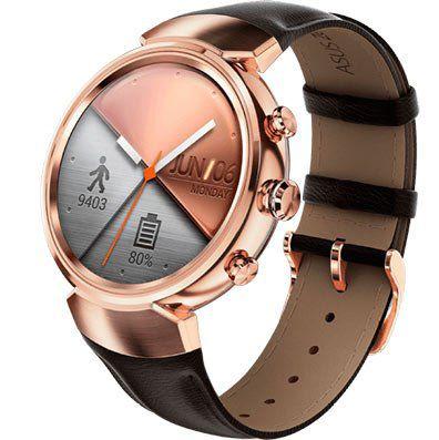 ASUS Zenwatch 3 Smartwatch für 119€ (statt 158€)