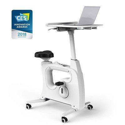 FLEXISPOT V9   höhenverstellbares Tischfahrrad für 389€ (statt 560€)