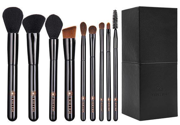 9 teiliges MakeUp Pinsel Set für 9,59€ (statt 16€)