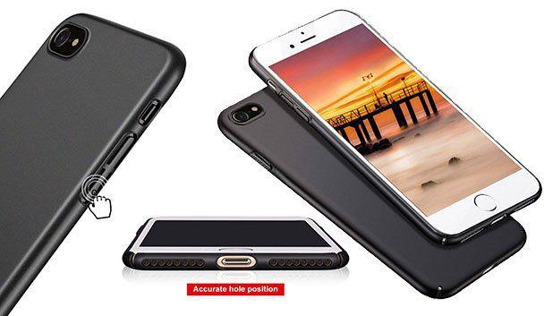 Meidom   Ultradünne iPhone 7/8 Hüllen in versch. Farben für je 6,39€ (statt 8€)