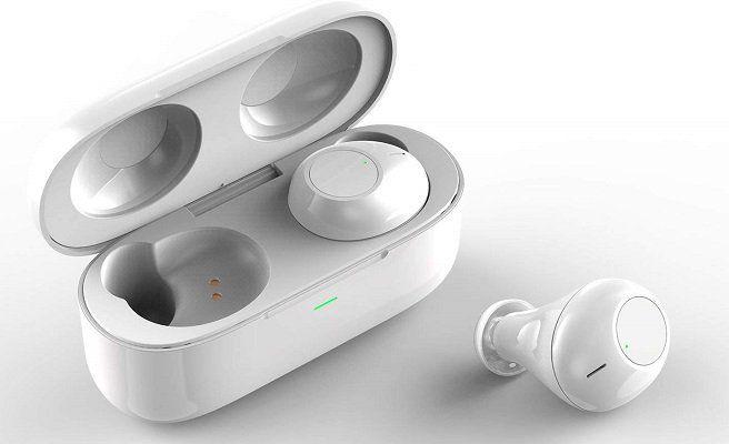 MJYUN M1   Bluetooth In Ear Kopfhörer mit Mikrofon für 23,99€ (statt 40€)
