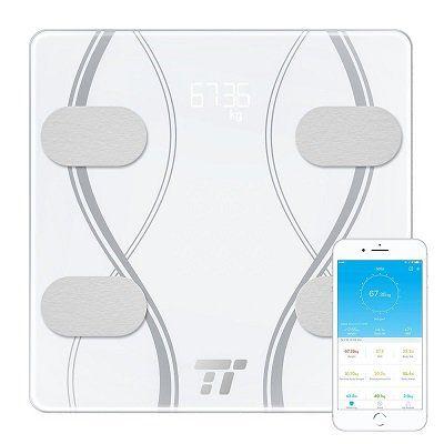 TaoTronics Körperfettwaage (TT FS001) für 18,99€ (statt 28€)