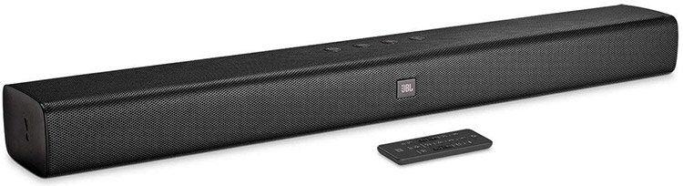 JBL Bar Studio 2.0 Soundbar mit Bluetooth für 116,95€ (statt 145€)