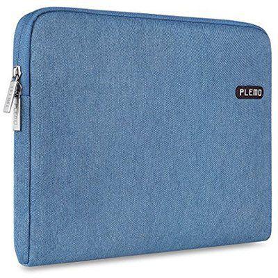 Plemo Notebook Hülle in Hellblau für 6,99€ (statt 18€)