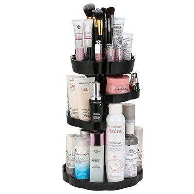 Jerrybox   Drehbarer Make up Organizer / Turm für 12,99€ (statt 20€)
