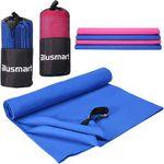 Mikrofaser Handtücher im Doppelpack für 5,99€ (statt 12€) – Prime!