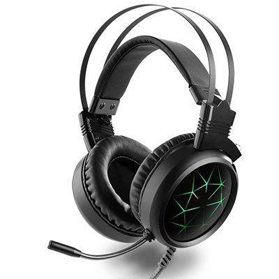 MAD GIGA CT FR   Virtuelles 7.1 Surround Sound Gaming Headset für 18,59€ (statt 31€)
