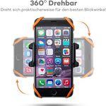 TaoTronics TT-SH013 – Fahrradhalterung für das Handy für 5,99€ (statt 8€) – Prime