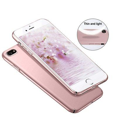 Meidom   Ultradünne iPhone 7/8 Hüllen in Rose für 4,54€ (statt 9€)   Prime