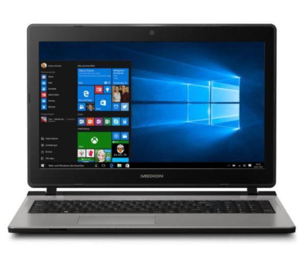 MEDION AKOYA E6436 MD 61150   15,6 Zoll Notebook mit i3 CPU, 1TB HDD für 373€ (statt 434€)