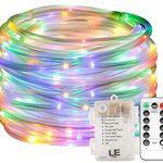 Lighting EVER – 10 Meter RGB LED-Schlauch mit 120 LEDs für 9,99€ (statt 14€)