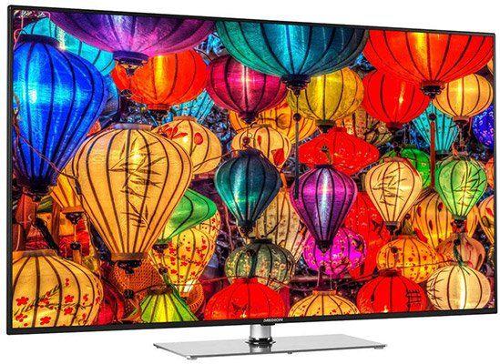 MEDION S15512   55 Zoll UHD TV (Smart TV, HDR, Triple Tuner, DVB T2 HD, Netflix, PVR, DTS) für 552,49€ (669€)