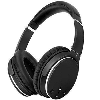Srhythm NC25 Over Ear Bluetooth Noise Cancelling Kopfhörer mit Mikrofon für 36,74€ (statt 47€)