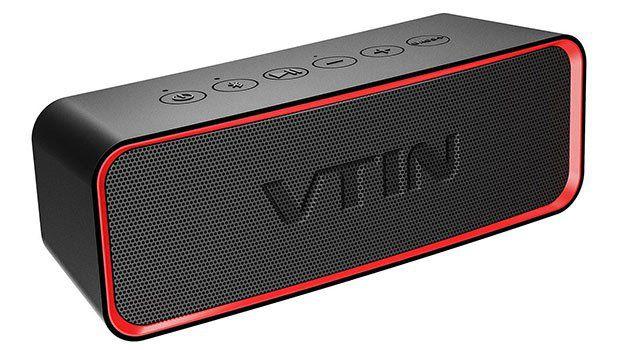 VTIN Bluetooth Speaker für 17,99€ (statt 29€)