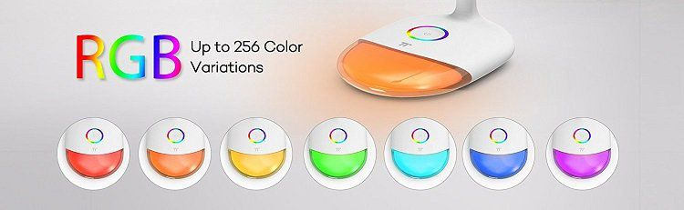 TaoTronics Schreibtischlampe (TT DL032 DE) für 15,99€ (statt 25€)