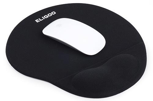 Eligoo   ergonomisches Mauspad mit Gelkissen für 5,39€ (statt 9€)