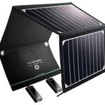 RAVPower RP-PC008 – 16W Solar Ladegerät mit 2 iSmart USB-Ports für 33,99€ (statt 46€)