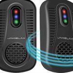 JAKIELAX Ultraschall-Schädlingsbekämpfer im Doppelpack für 16,19€