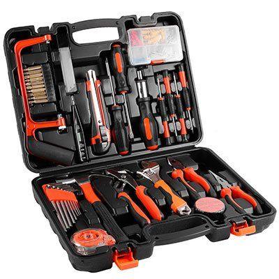 Maudpower   100 teiliger Werkzeugkoffer für 29,99€ (statt 50€)