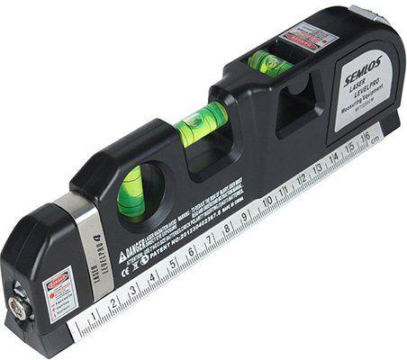 Laser Levelpro 3   Laserwasserwaage mit Maßband für 6,92€