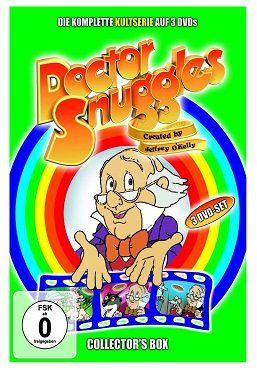 Doctor Snuggles   Collectors Box auf DVD für 4,99€ (statt 9€)
