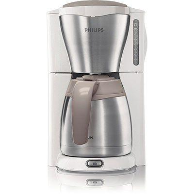 Philips Café Gaia HD7546/00   Kaffeemaschine  mit 1000W & Thermokanne für 35,99€ (statt 66€)