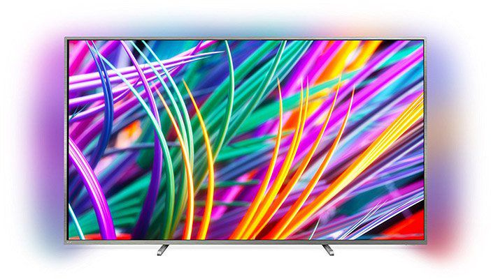 Philips 55PUS8303/12   55 Zoll LED TV (Ambilight, 4K Ultra HD, Triple Tuner, Smart Fernseher) für 799€ (statt 1.107€)