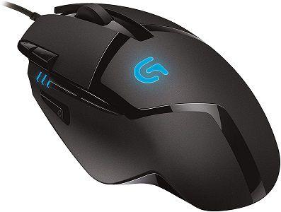 Logitech G402 Hyperion Fury FPS Gaming Maus für 23,99€ (statt 40€)