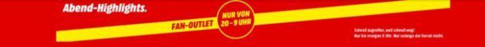 Media Markt FAN OUTLET Special: z.B. BEKO MCNA Kühlgefrierkombination für 399€ (statt 503€)