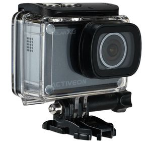 ACTIVEON XCA10W SOLARXG   FullHD Action Cam mit Touchscreen WLan für 59€ (statt 76€)