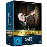 Agatha Christie – Kleine Morde 1. Staffel auf 11 DVDs für 55€ (statt 82€)