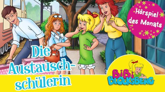 Bibi Blocksberg – Die Austauschschülerin (Folge 118, Hörspiel) kostenlos