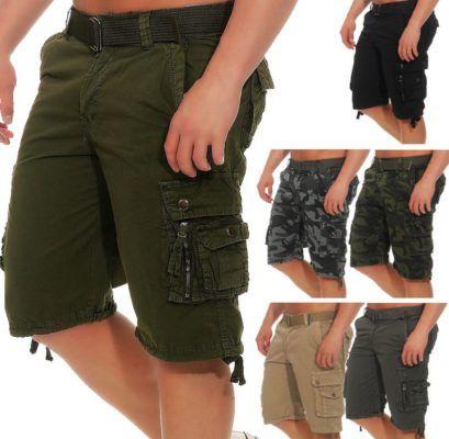 Azuonda AZ56   Herren Cargo Shorts für je 19,90€