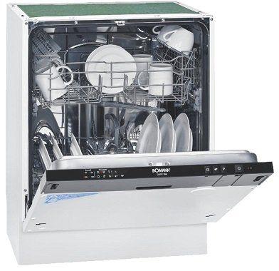 BOMANN GSPE 786 vollintegrierbarer Geschirrspüler für 229€ (statt 289€)