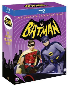 Batman komplette Serie als Blu ray für 36,99€ (statt 49,99€)