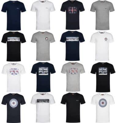 Ben Sherman T Shirts für je 13,99€