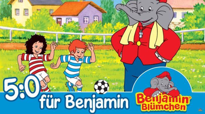 Benjamin Blümchen   5:0 für Benjamin (Hörspiel) kostenlos
