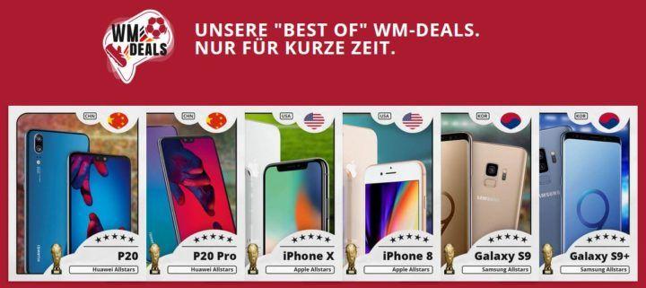 Huawei P20 Pro + O2 AllNet & SMS Falt + 20 GB LTE für 39,99€ mtl. + endlos surfen