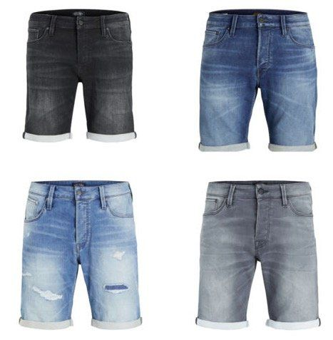Jack & Jones JJIrick Jeans Shorts für 32,99€