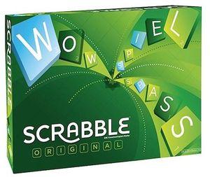Mattel Scrabble Original (deutsch) für 13,99€ (statt 26€)