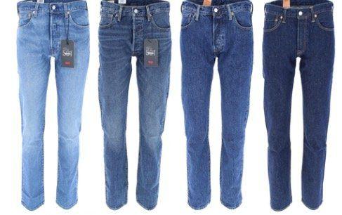 Levis 501 Original Herren Premium Jeans für 54,95€   nur eBay Plus